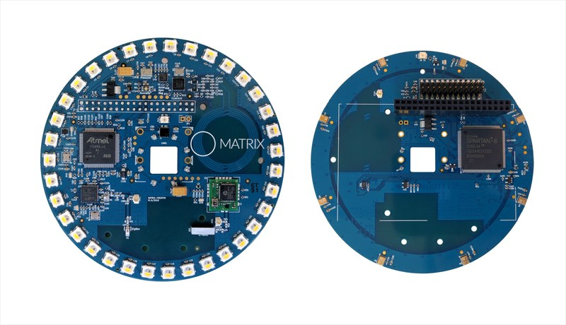 MATRIX Creator pioneers the use of machine intelligence as a building block for hardware. The $99 sensor-packed development board and platform allow developers to build IoT apps quickly and inexpensively for drones, robots, smart homes, security, gaming, retail, and whatever idea they imagine. For more information, visit creator.matrix.one.