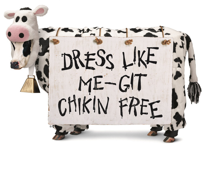 Save the Date: Chick-fil-A to Offer Free Food to Cow-Clad Customers on July 11