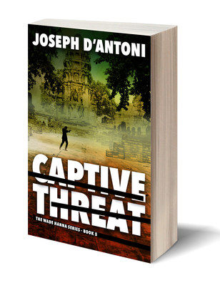 Captive Threat Wins National Indie Excellence Award