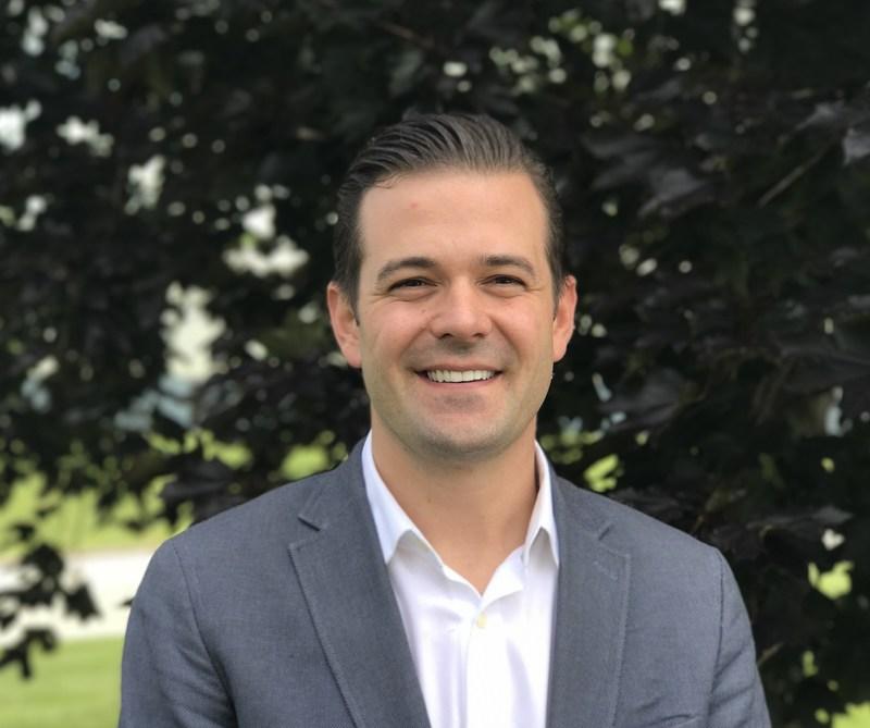 Simon Group Holdings Executive Vice President Chris Mattina.