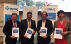 Signature de la convention de partenariat OFQJ - RCJEQ - UNML (Groupe CNW/Réseau des Carrefours jeunesse-emploi du Québec)