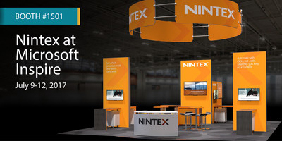 As a Titanium Sponsor of Microsoft Inspire, Nintex will illustrate to attendees the ease and power of automating business processes with its new Azure-based Nintex Workflow Cloud and Nintex Hawkeye analytics.