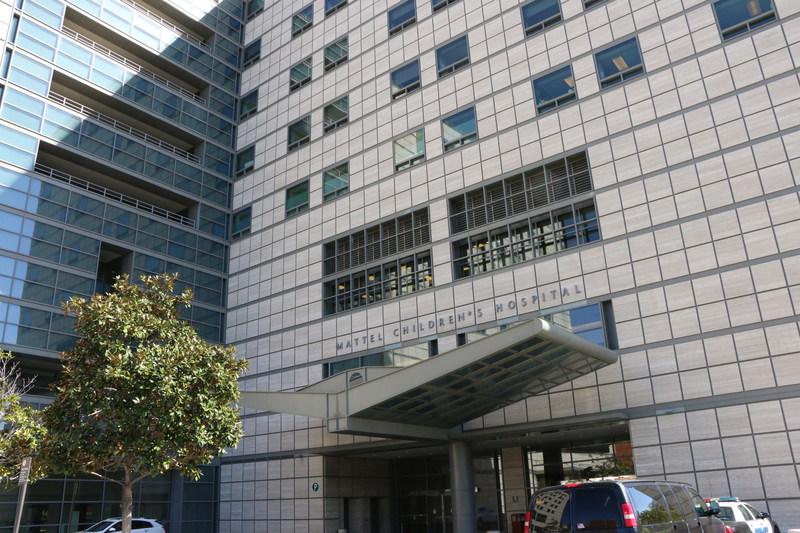 UCLA Mattel Children's Hospital