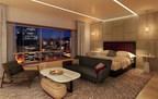 La Suite Royale avec vue panoramique sur le centre-ville. (Groupe CNW/Fairmont Le Reine Elizabeth)