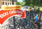 Dimanche BIXI gratuit (Groupe CNW/Bixi Montréal)