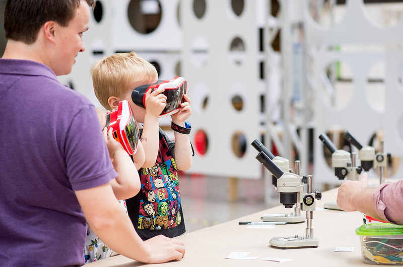 Stop the summer brain drain before it starts with a visit to the Ontario Science Centre, your source for summertime science fun. The Science Centre has something to keep inquisitive minds of all ages sharp this summer from July 1 to September 4. (CNW Group/Ontario Science Centre)