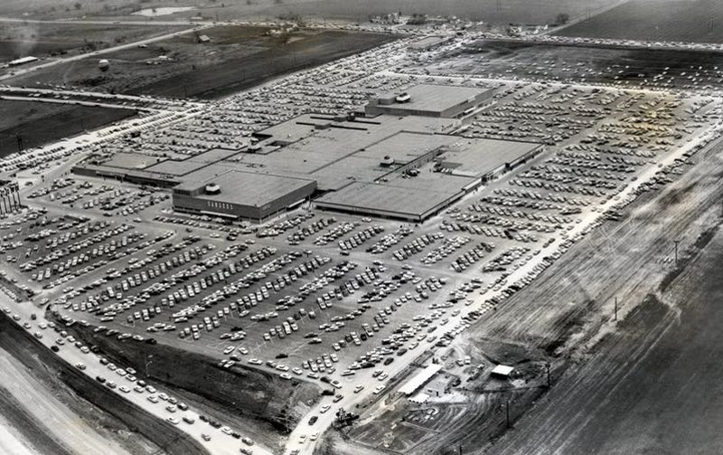Before: The Big Town Mall