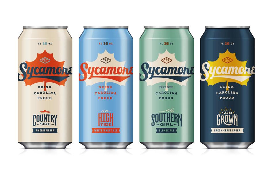 (PRNewsfoto/Sycamore Brewing)
