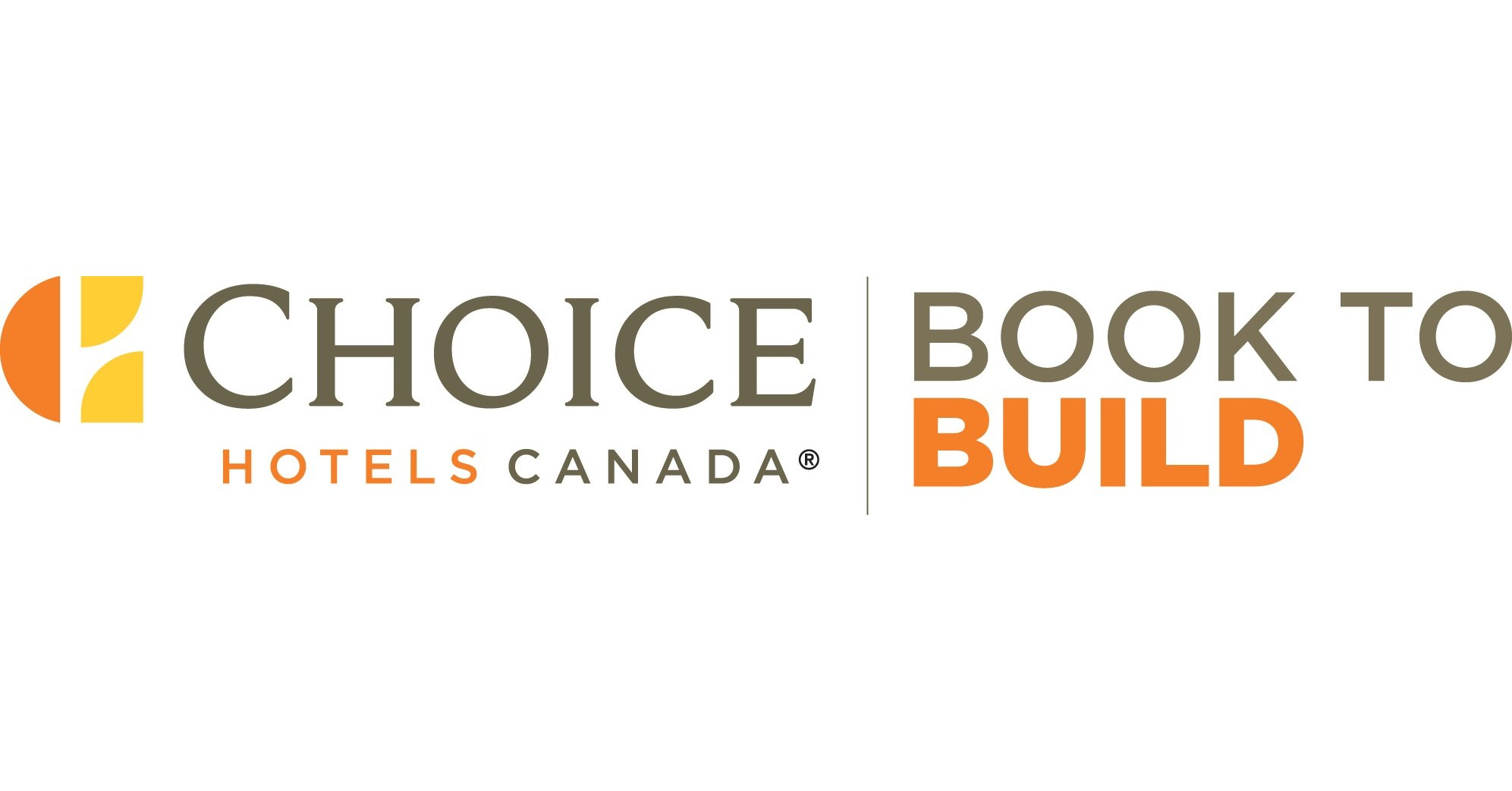 Choice hotels canada launches book to build for Book hotels