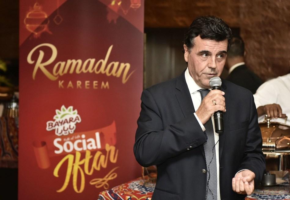 Kreata Global : Bayara Organized an Iftar With a Social Twist (PRNewsfoto/Kreata Global)