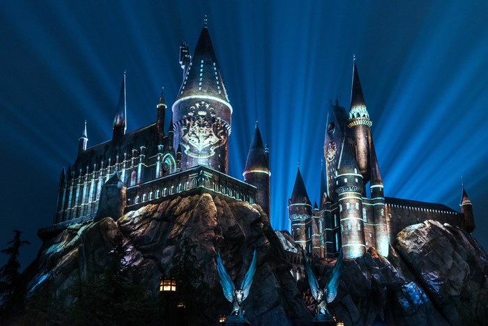 Universal Studios Hollywood Casts a Dazzling Spell on