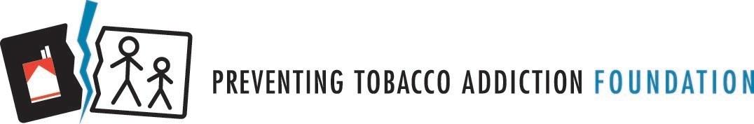 (PRNewsfoto/Preventing Tobacco Addiction Fo)