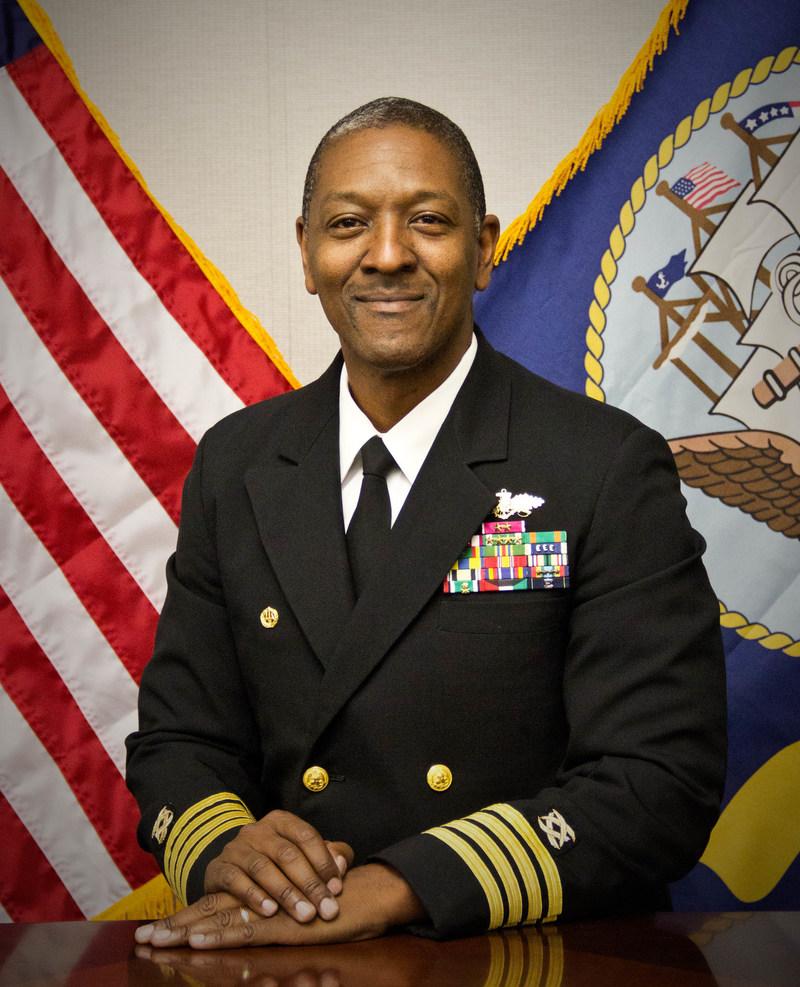 Captain Craig S. Hamer, CEC, USN (Ret.)