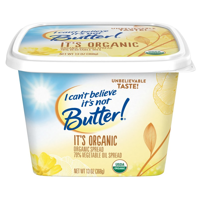 Believe It: I Can't Believe It's Not Butter!® is Available ...