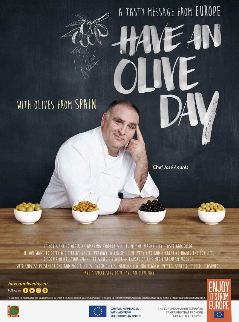 (PRNewsfoto/Inter-Professional Table Olive..)