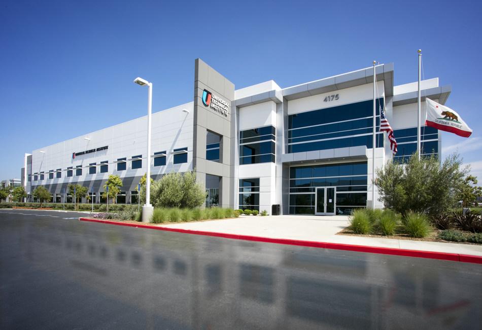 Universal Technical Institute at Douglas Park, Long Beach.