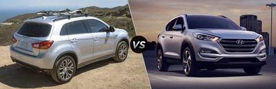 Brooklyn Mitsubishi compares 2017 Outlander Sport to top competitors