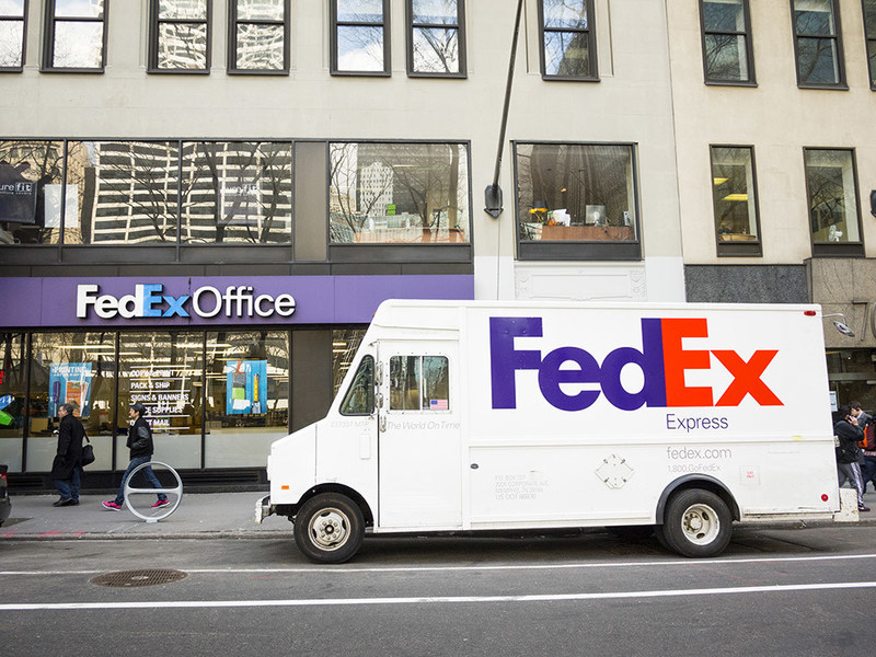 FedEx Offices provide SimpleTire customers a safe and convenient option.