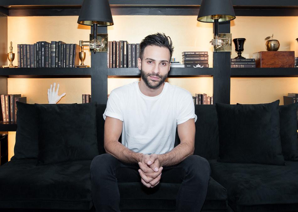 Director, Zaher Saleh