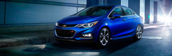 Members of the Canadian Force are able to save on a variety of new Chevy vehicles, including the 2017 Cruze, at Craig Dunn Motor City in Manitoba.