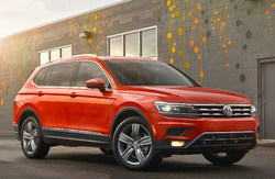 The 2018 Tiguan will arrive later this summer with a number of new upgrades and features to enjoy.