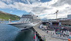 Viking Celebrates Christening Of Third Ocean Ship In Norway