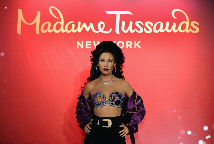 Madame Tussauds New York Unveils Selena Quintanilla Figure With The Announcement Of Latin Music Experience