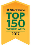 Star Tribune Names Perforce a 2017 Top 150 Workplace