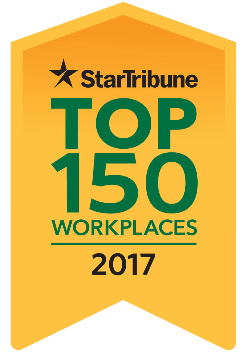 Perforce a Minnesota Top Workplace