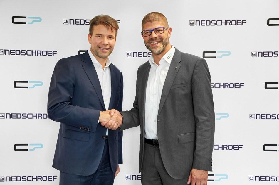 Nedschroef Acquires CP Tech (PRNewsfoto/Nedschroef)