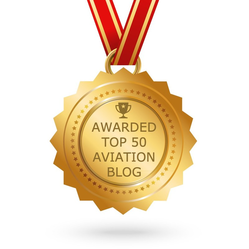 Aviation Marketing Consulting Was Awarded Top 50 Aviation Blog