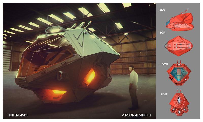 Personal Shuttle