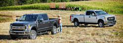 Ford F-Series trucks are among the many options included in the Go Auto Express inventory.