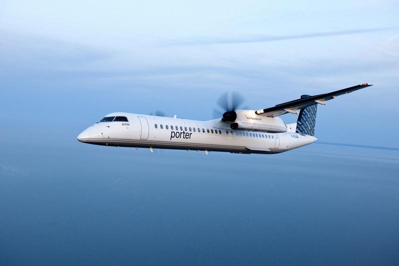 Porter Airlines élargit son marché dans l'Atlantique en ajoutant une nouvelle liaison aérienne à Saint-Jean (Groupe CNW/Porter Airlines Inc.)