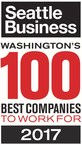 Zipwhip Wins #4 in Seattle Business Magazine 100 Best Companies to Work For
