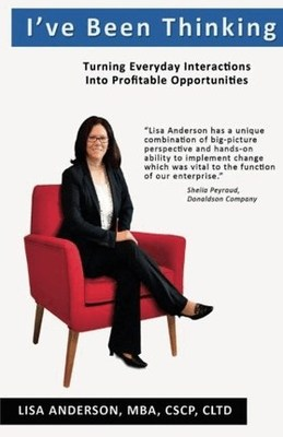 New Business Innovation Book is Published by Manufacturing Expert Lisa Anderson