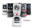 LG Sparks Innovation and Savings This July Fourth With Best-Ever Pricing on 'LG TWINWash' 2-in-1 Washer