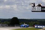 Scott Dixon scored Honda's sixth Verizon IndyCar Series victory of 2017 Sunday at Road America.