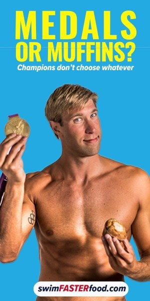 5-time Olympic medalist Matt Grevers has teamed up with USA Swimming for #swimFASTERfood - a campaign to help young athletes and their parents re-think how they fuel their bodies for sport.