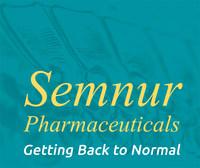 (PRNewsfoto/Semnur Pharmaceuticals, Inc.)
