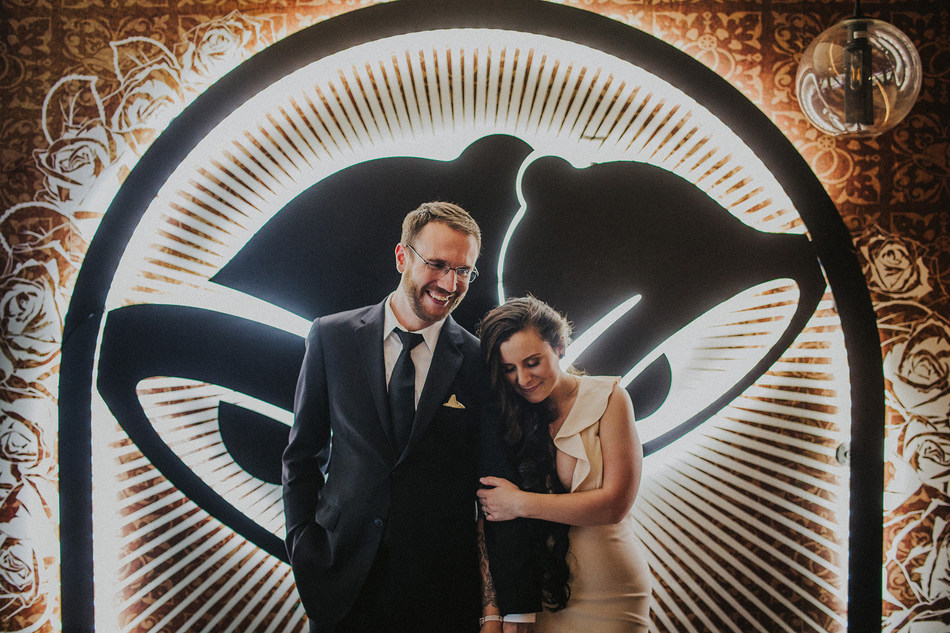 Following more than 150 entries and nearly 17,000 votes, happy couple Dan Ryckert and Bianca Monda won the contest, and yesterday they celebrated the wedding of their Doritos Locos Taco-filled dreams.