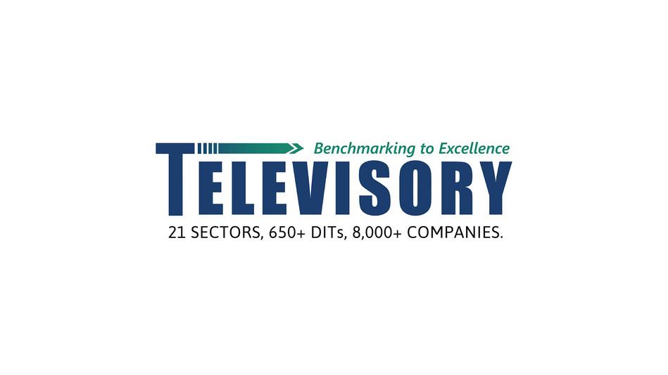 Televisory Logo (PRNewsfoto/Televisory)