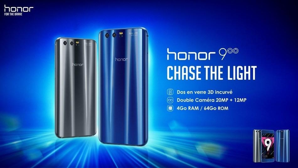 Honor lance son nouveau flagship le Honor 9