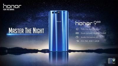 Honor rafforza la sua leadership tecnologica con Honor 9, il nuovo top di gamma con doppia fotocamera di ultima generazione