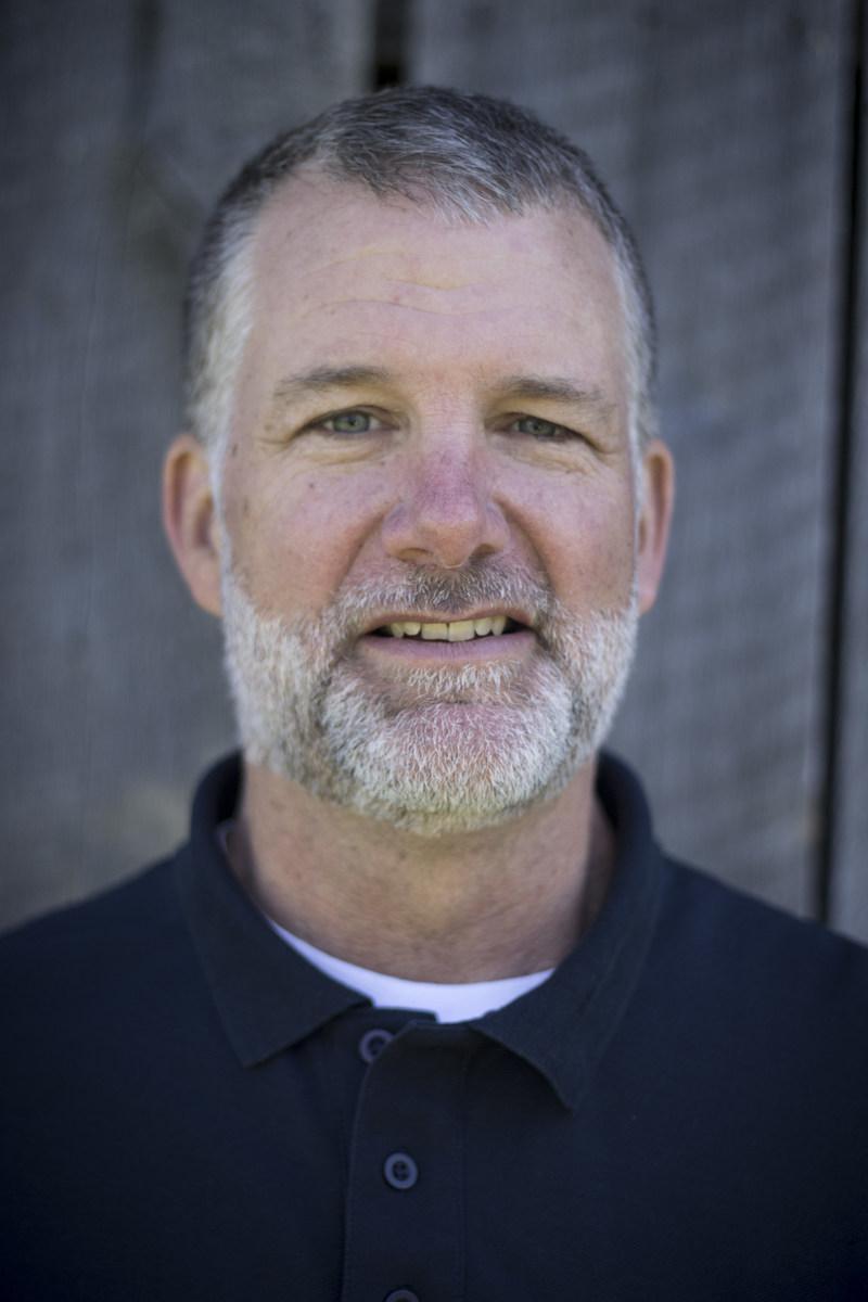 Gary Mitchell, Landcrafted Food managing partner & farmer.