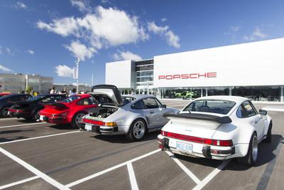Pfaff Porsche est le tout dernier partenaire certifié Porsche Classic deviendra le septième partenaire en Amérique du Nord et le 56 au monde. Il fournira aux fervents de Porsche classiques des pièces authentiques, un service après-vente et la vente de Porsche d'époque. (Groupe CNW/Automobiles Porsche Canada)