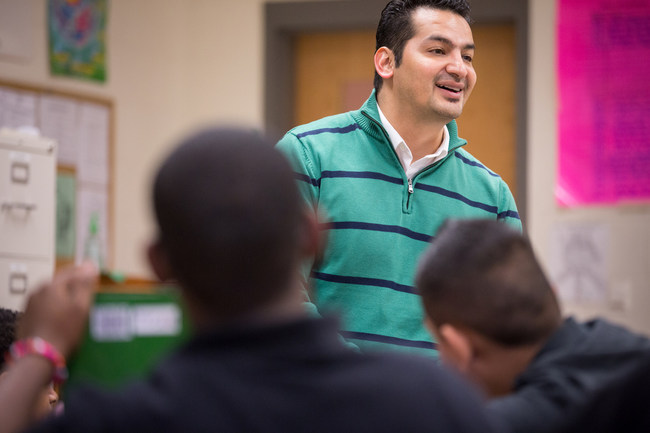 Tony Casas, Wise Guys Educator, Greensboro