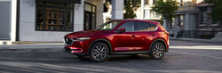 Customers can find information on the 2017 Mazda CX-5 on the newly redesigned Vic Bailey Mazda website.