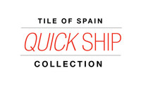 The Tile of Spain Quick Ship Collection expands to include 57 companies and 215+ Spanish tile series. Products in the collection are available for quick purchase in the U.S. within 4 to 6 weeks.
