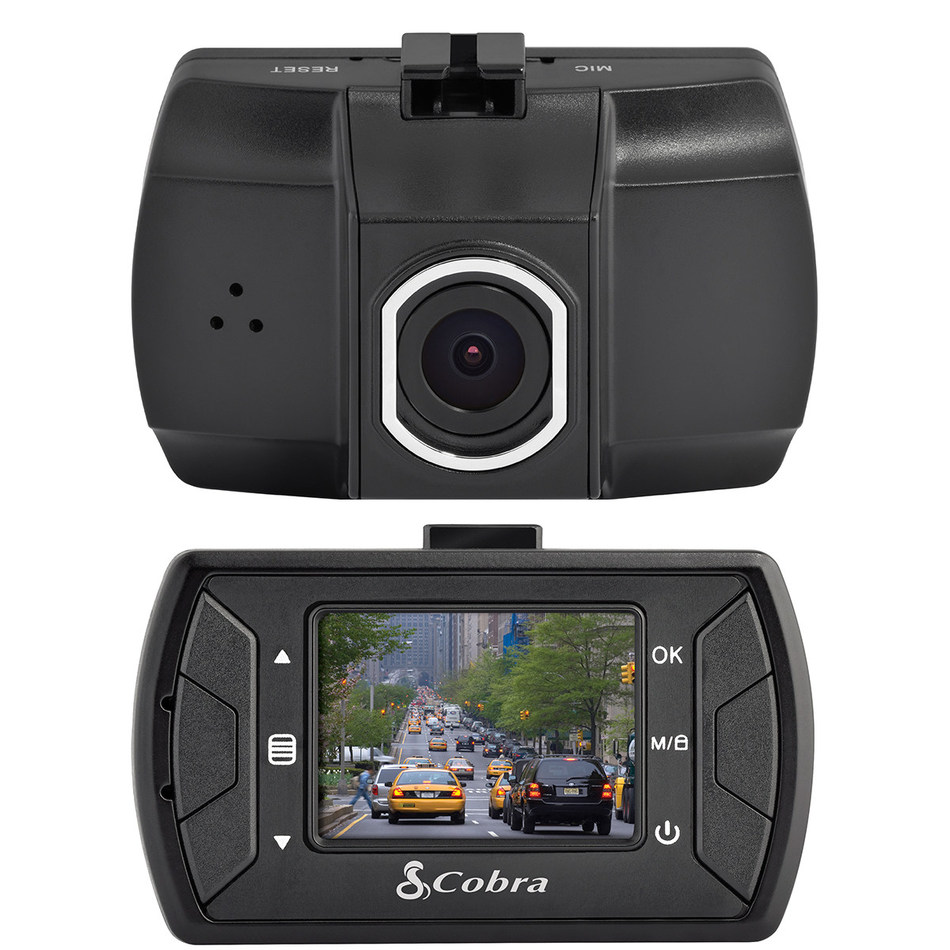 Instant Proof Dash Cam by Cobra